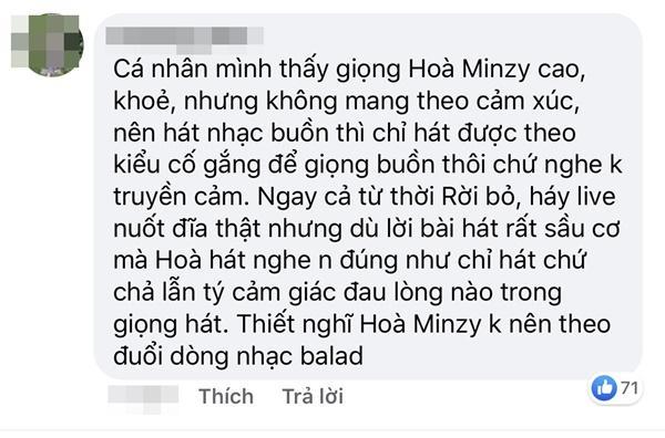 MV mới của Hòa Minzy: Hình ảnh được khen đẹp mê hồn, giọng hát bị chê tệ thê thảm-4
