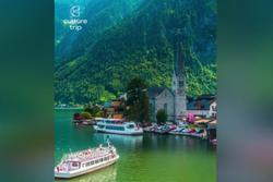 Thị trấn ven hồ đẹp nhất thế giới đón hơn 10.000 du khách/ngày