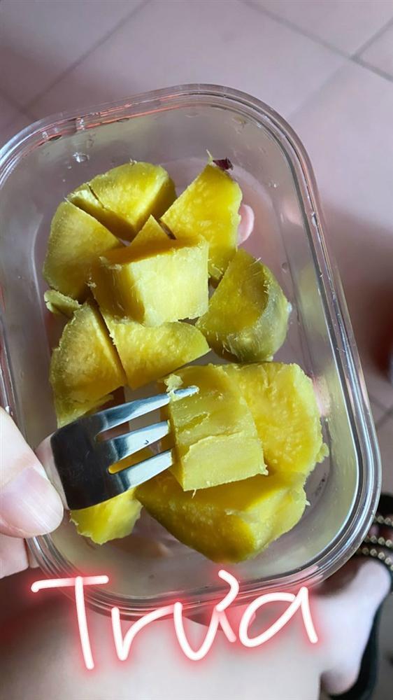 Hari Won hàng ngày chỉ ăn ngũ cốc, khoai lang để giữ dáng-3