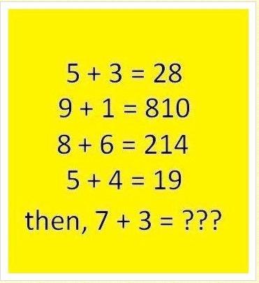 Giải được bài toán này chứng tỏ bạn thông minh hơn người-1