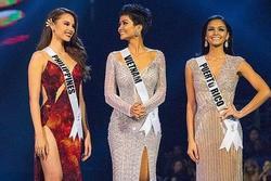 Bản tin Hoa hậu Hoàn vũ 14/5: H'Hen Niê được nhận định là Á hậu 2