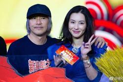 Chăn đơn gối chiếc bao năm, Châu Tinh Trì được hẳn kênh thông tin lớn tiết lộ chuẩn bị đám cưới với Trương Bá Chi