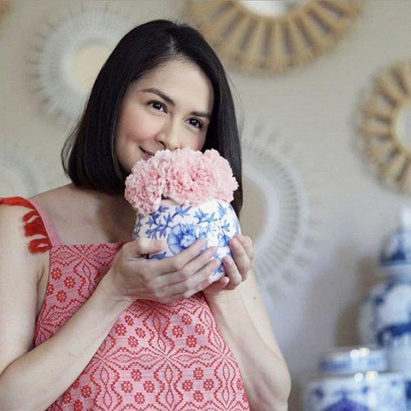 Lộ ảnh phì nhiêu, mỹ nhân đẹp nhất Philippines đang mang bầu lần 3?-2