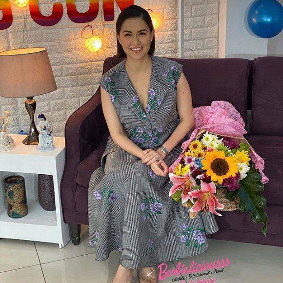 Lộ ảnh phì nhiêu, mỹ nhân đẹp nhất Philippines đang mang bầu lần 3?-3