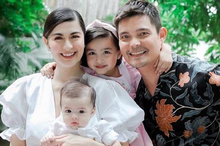 Lộ ảnh 'phì nhiêu', mỹ nhân đẹp nhất Philippines đang mang bầu lần 3?