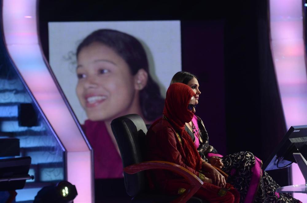 Cô gái bị tạt axit thắng ở Ai là triệu phú 8 năm trước giờ ra sao-1