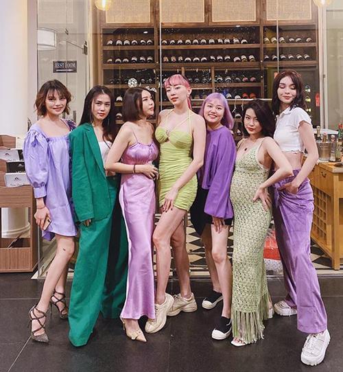 Những tiệc sinh nhật có dress code đẹp nhất của sao Việt-1
