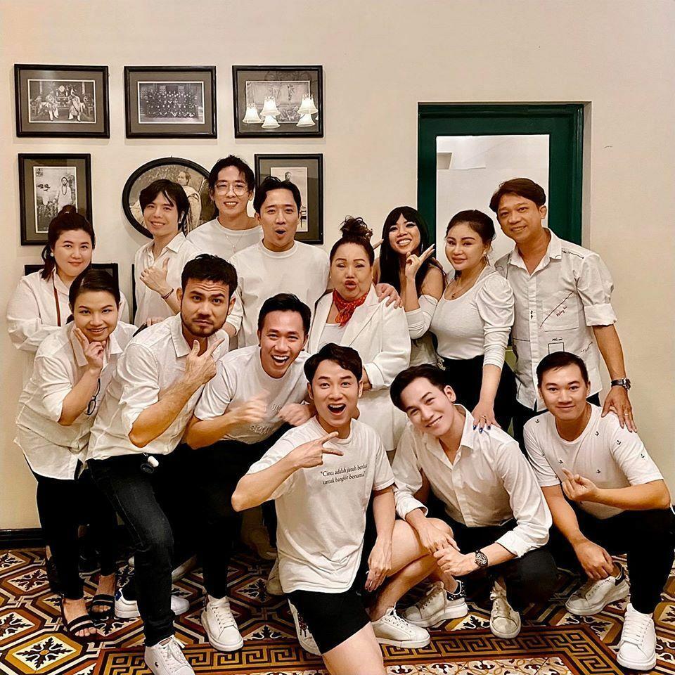 Những tiệc sinh nhật có dress code đẹp nhất của sao Việt-3