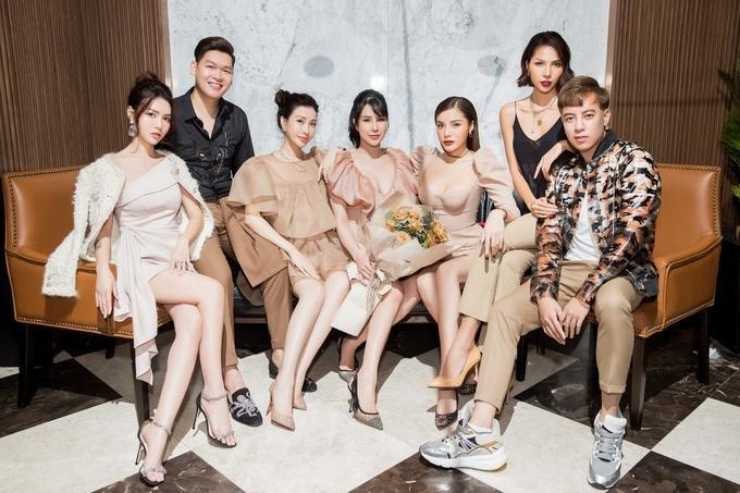 Những tiệc sinh nhật có dress code đẹp nhất của sao Việt-4