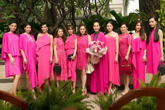 Những tiệc sinh nhật có dress code đẹp nhất của sao Việt-6