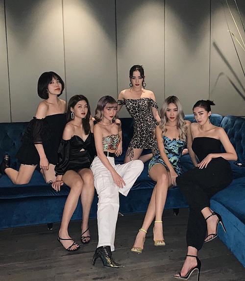 Những tiệc sinh nhật có dress code đẹp nhất của sao Việt-7