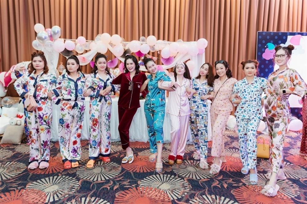 Những tiệc sinh nhật có dress code đẹp nhất của sao Việt-8