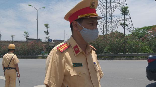 Từ ngày mai, CSGT Hà Nội được dừng kiểm tra tất cả các xe, cho dù không phát hiện vi phạm-2