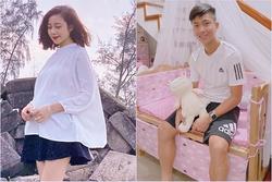 Đang bụng mang dạ chửa, bà xã Phan Văn Đức bất ngờ chia sẻ 'tủi thân hết sức'