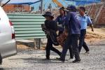 Nhà thầu thi công vụ tường sập đè chết 10 người ở tỉnh Đồng Nai nói trước khi xảy ra vụ việc có cơn gió lốc?