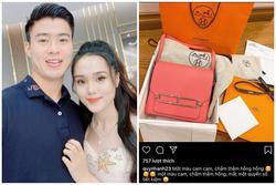 Sau tin đồn bị Duy Mạnh 'đi đường quyền', Quỳnh Anh khoe túi Hermès giá bằng quyển sổ tiết kiệm mà vẫn muốn vòi vĩnh thêm
