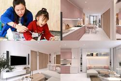 'Cày cuốc' không ngơi nghỉ suốt 4 năm làm mẹ đơn thân, Lý Phương Châu khoe đã tậu được nhà mới