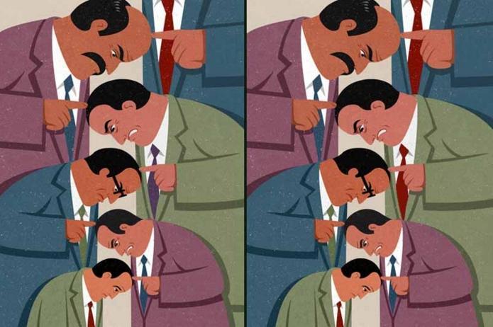 Tìm được hết điểm khác biệt trong 6 bức tranh, chứng tỏ bạn là THIÊN TÀI-4