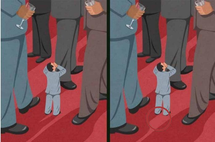 Tìm được hết điểm khác biệt trong 6 bức tranh, chứng tỏ bạn là THIÊN TÀI-7