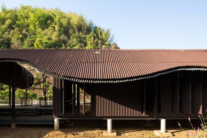Trường mầm non ở Sơn La lọt top 10 dự án kiến trúc thế giới-5