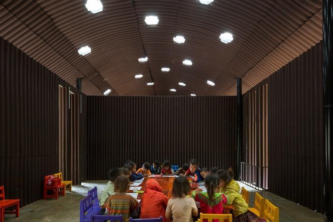 Trường mầm non ở Sơn La lọt top 10 dự án kiến trúc thế giới-6