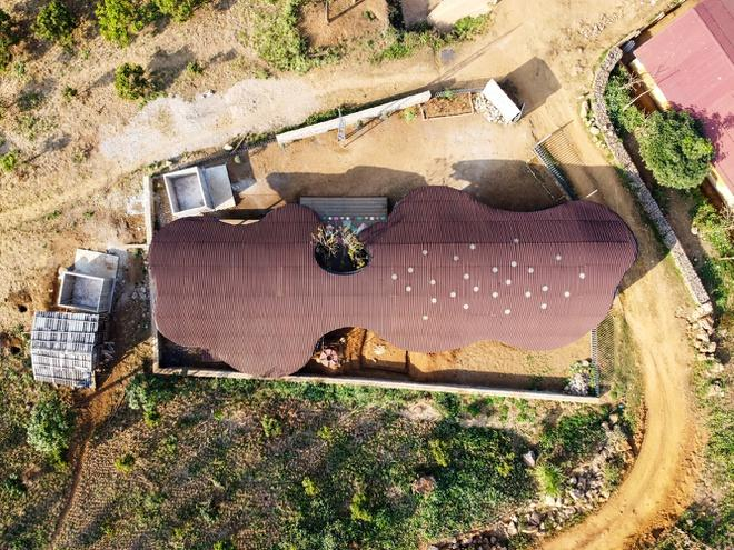 Trường mầm non ở Sơn La lọt top 10 dự án kiến trúc thế giới-9