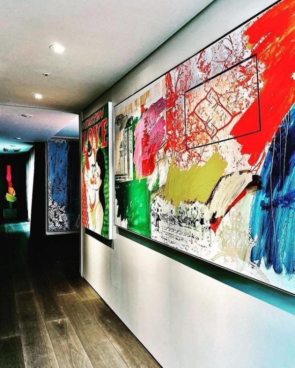 G-Dragon lần đầu khoe nội thất trong penthouse 171 tỷ đồng, Knet chê nhìn như nhà của ma quỷ-5