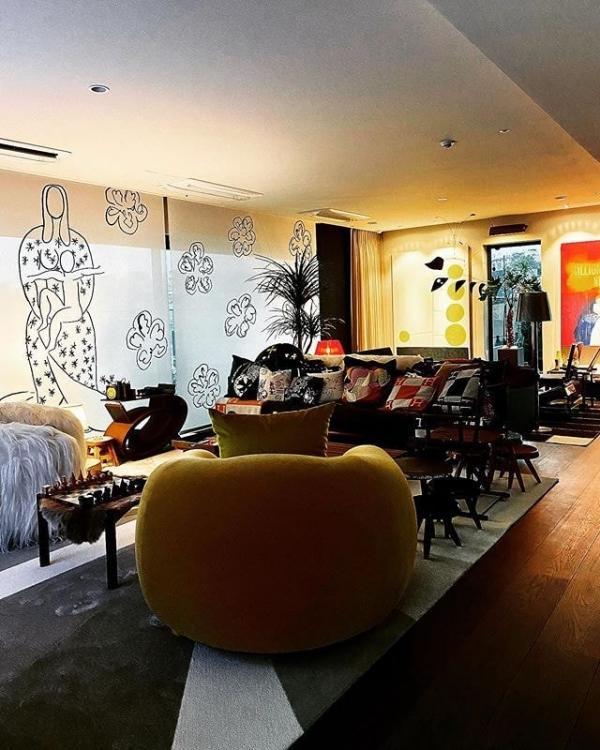G-Dragon lần đầu khoe nội thất trong penthouse 171 tỷ đồng, Knet chê nhìn như nhà của ma quỷ-10