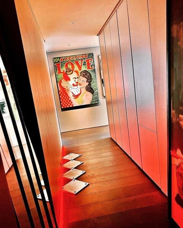G-Dragon lần đầu khoe nội thất trong penthouse 171 tỷ đồng, Knet chê nhìn như nhà của ma quỷ-12