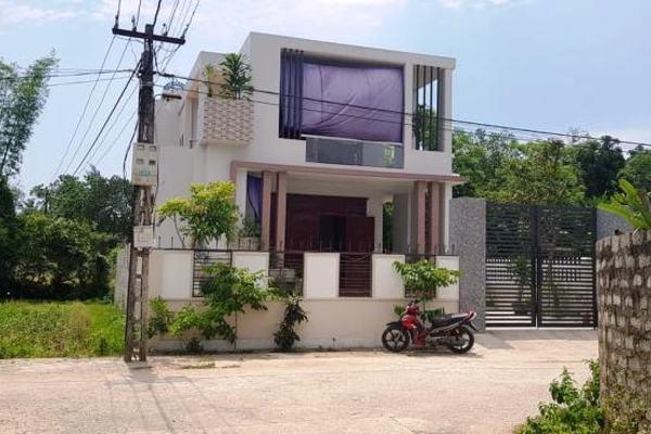 Vụ ký đơn không nhận hỗ trợ ở Thanh Hóa: Hộ cận nghèo có nhà tiền tỷ-1