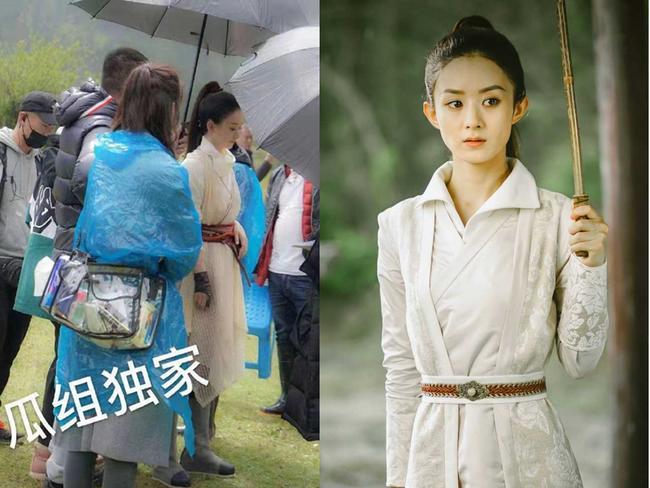Triệu Lệ Dĩnh, Cúc Tịnh Y khiến khán giả nhàm chán vì tạo hình trăm phim như một-2