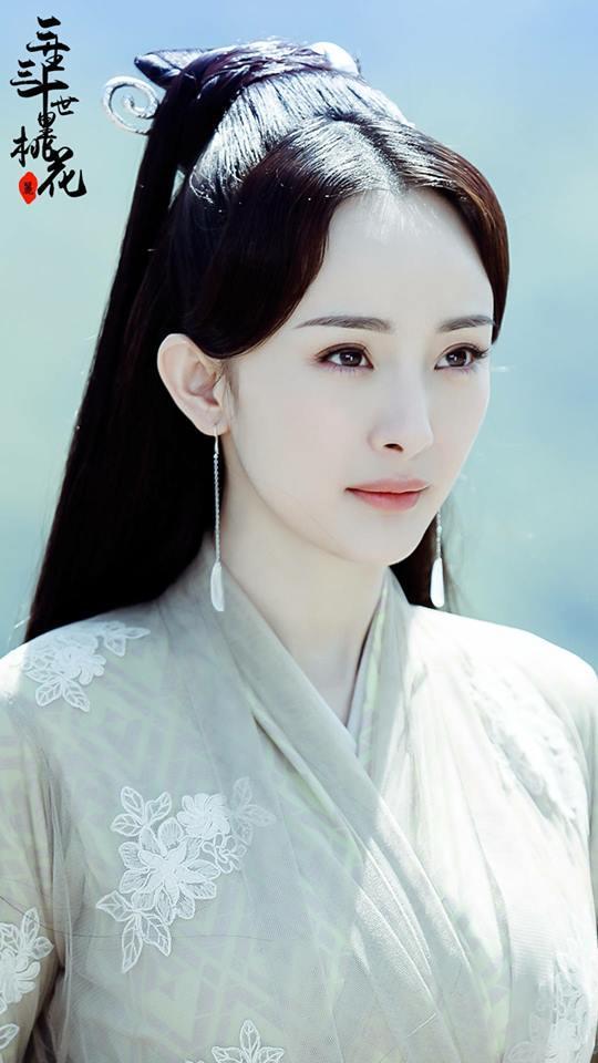 Triệu Lệ Dĩnh, Cúc Tịnh Y khiến khán giả nhàm chán vì tạo hình trăm phim như một-4