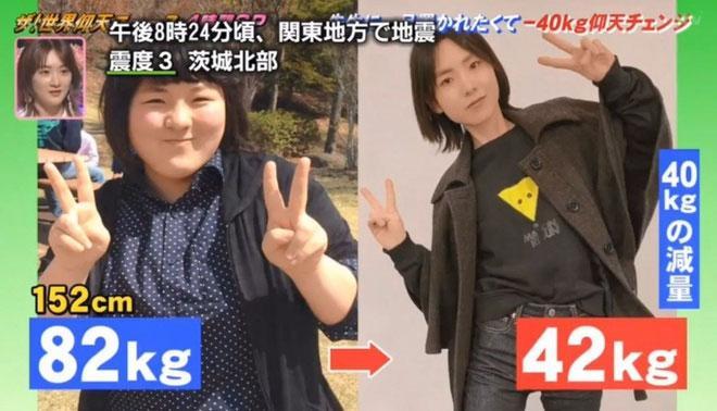 Cô gái Nhật giảm 40 kg để tỏ tình với thầy giáo-2
