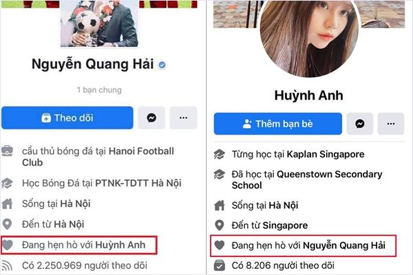 Dư luận công kích có ý nghĩa gì đâu, Huỳnh Anh liên tiếp đăng ảnh tình tứ bên Quang Hải đây này!-2