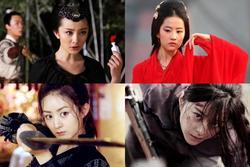 Triệu Lệ Dĩnh, Lưu Diệc Phi, ai mới là nữ sát thủ tuyệt sắc nhất màn ảnh Hoa ngữ