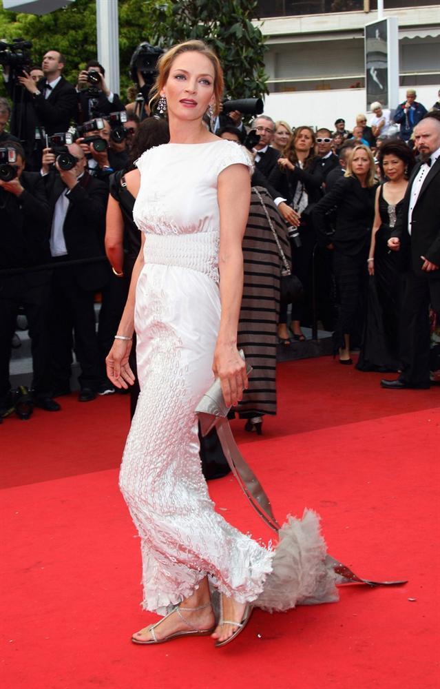 Những khoảnh khắc gây tranh cãi trên thảm đỏ LHP Cannes-4