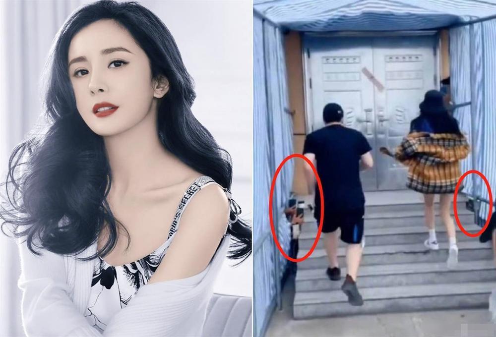 Dương Mịch bị chụp trộm ảnh phản cảm và vấn nạn ở showbiz Trung Quốc-1