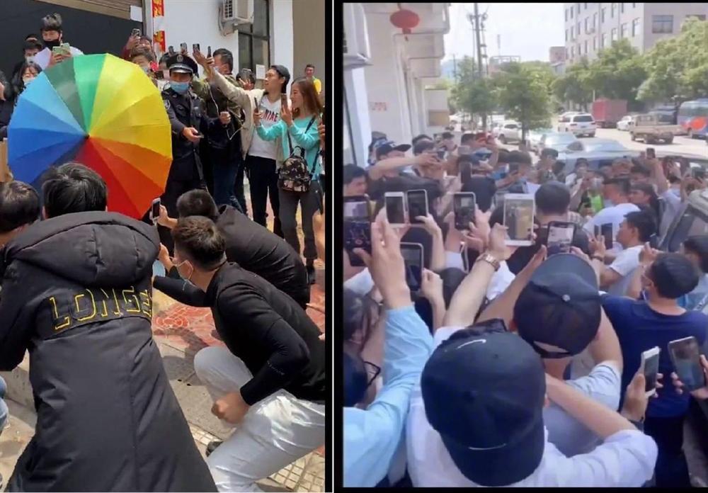 Dương Mịch bị chụp trộm ảnh phản cảm và vấn nạn ở showbiz Trung Quốc-4