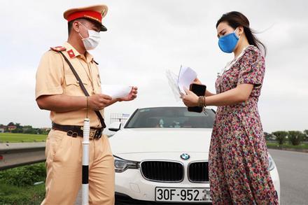 Mức xử phạt khi tham gia giao thông thiếu giấy tờ