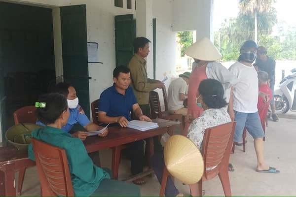 Thanh Hóa: Huyện hủy chỉ đạo không nhận hỗ trợ, trưởng thôn ngậm ngùi tôi sai-1