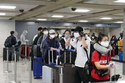 Đưa hơn 340 người Việt từ Washington DC về Nội Bài