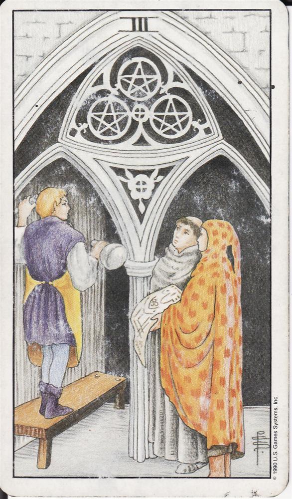 Bói bài Tarot: Chọn 1 lá bài để biết hạnh phúc hay khổ đau sẽ đến với bạn trong tuần mới-4