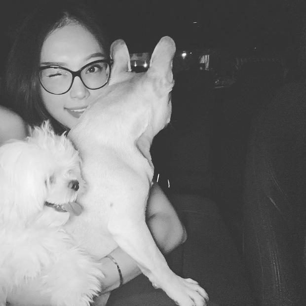 Lộ bằng chứng Phillip Nguyễn đưa Linh Rin và cún cưng về villa ở Vũng Tàu nghỉ dưỡng-3