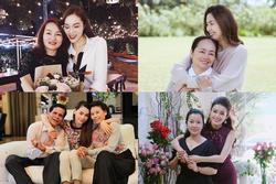 Hà Tăng, Angela Phương Trinh và những mỹ nhân được khen đẹp như mẹ