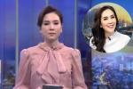 Đang say sưa dẫn bản tin trên sóng truyền hình quốc gia, MC Mai Ngọc gặp sự cố 'muối mặt'