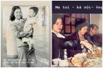 Không chỉ bố mà từ bà nội, ông nội đến mẹ Á hậu Huyền My đều sở hữu style chất chơi