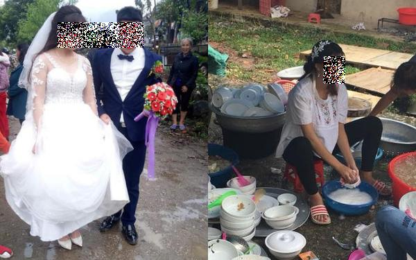 Mang bầu trước cưới, cô dâu bị nhà chồng không cho bước vào cổng cùng chú rể, hành động sau đó còn đáng trách hơn-2