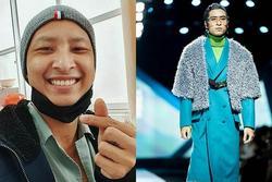 Người mẫu Anh Vũ muốn khỏi ung thư để đoàn tụ bạn gái