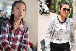 Con gái Hồng Ngọc bật khóc khi nhìn vết bỏng nổ nồi hơi trên người mẹ
