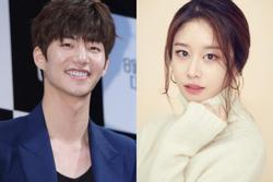 Tài tử 'Mặt trăng ôm mặt trời' hẹn hò Jiyeon (T-ara)
